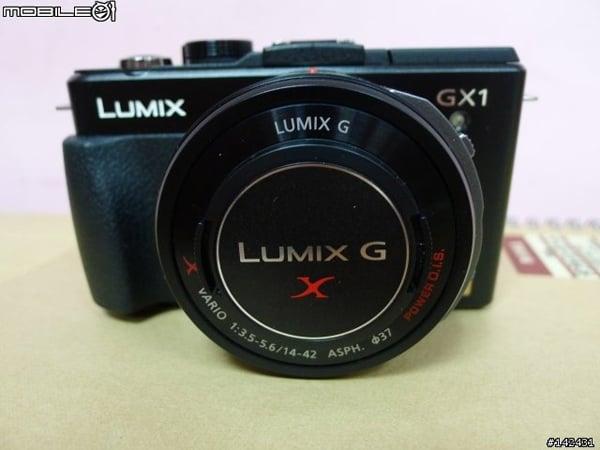 panasonic gx1 camera digital new