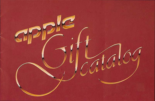 Apple's 1983 Gift Catalog: All I Want for Christmas…
