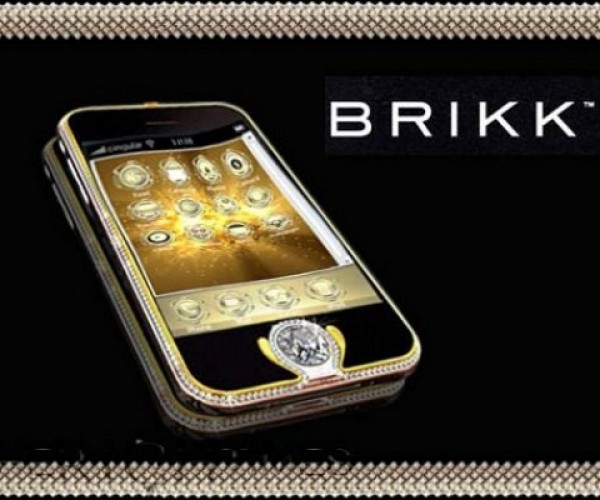 Brikk iPhone 4 Case Will Set You Back (at Least) $100,000