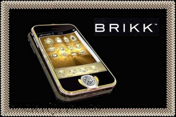 Brikk Bejeweled iPhone Case