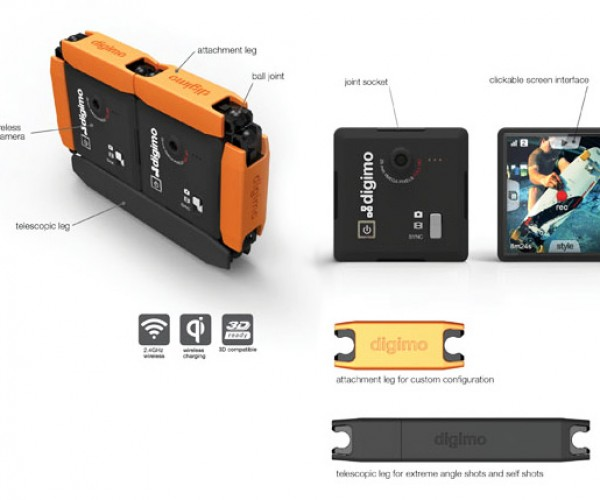 Digimo Camera Concept Wants to Reinvent How You Take Photos