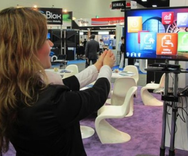 Kinect Banking: Pay Your Bills Using Xbox Kinect