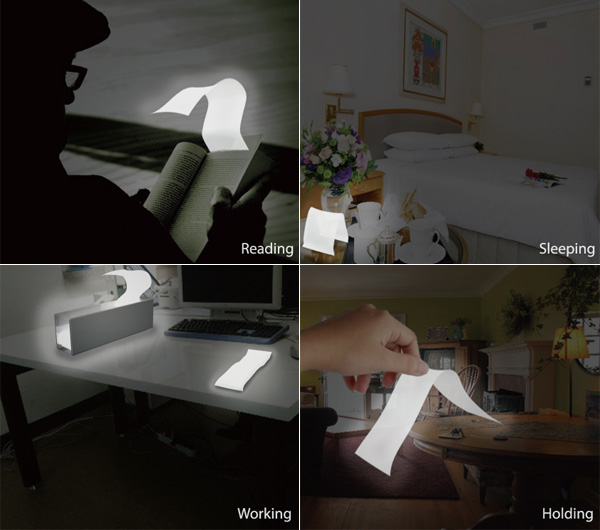 Light Tissue