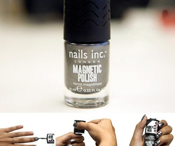 Magnetic Nail Polish for People with Magnetic Personalities