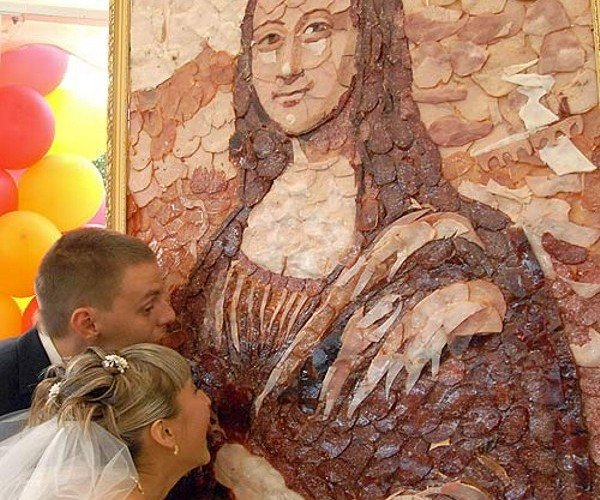 Have You Tasted the Meaty Mona Lisa Yet?