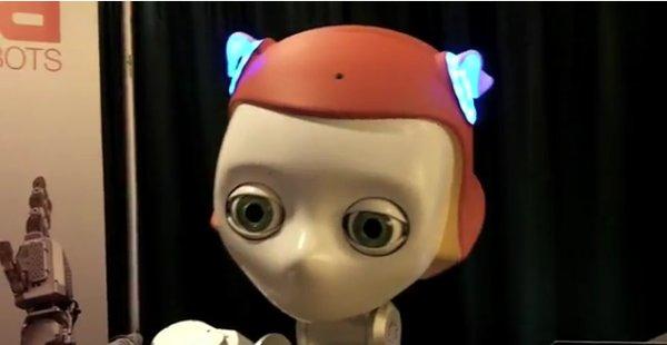 Meka Robot Girl