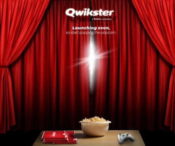 Netflix Calls it Qwits, Cancels Qwikster DVD Website