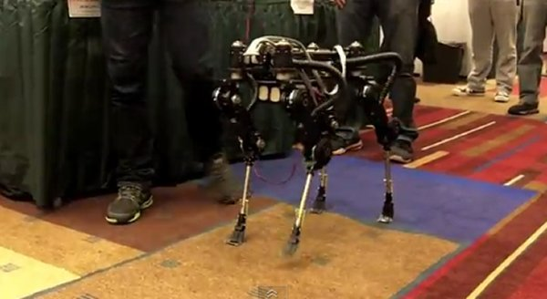 South Koreas Robot Dog