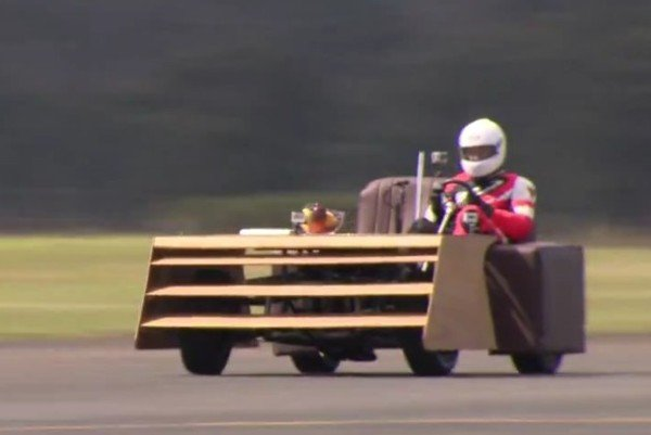 World's Fastest Couch