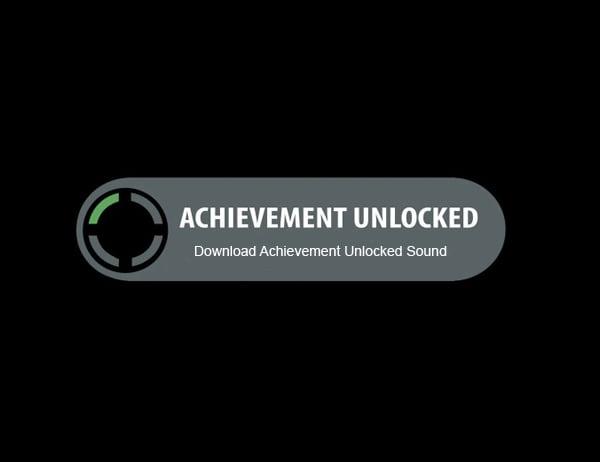 achievement unlocked sound pic