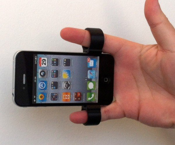 AirClip iPhone Camera Grip is a Simple, Yet Brilliant Way to Stabilize your iPhone