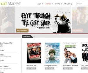 Google Android Market Launches UK Movie Rentals