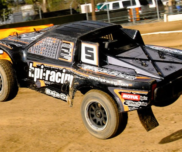 Baja 5SC 1:5th Scale R/C Truck Could Eat Your R/C Car for Lunch