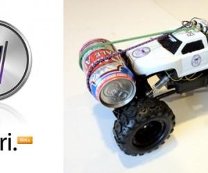 Beeri: Siri-Controlled Robot Serves Beer