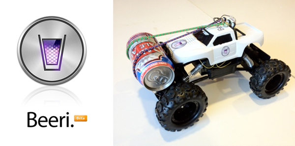 beeri siri controlled beer bot by redpepper