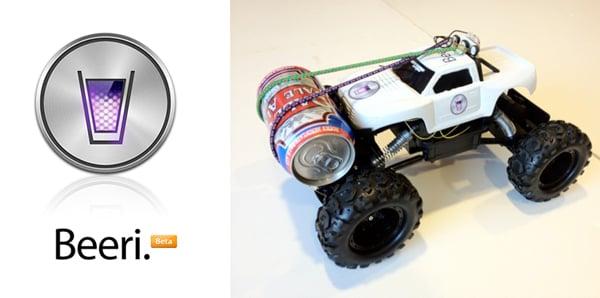 beeri siri controlled beer bot by redpepper
