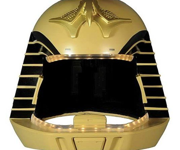 BSG Colonial Viper Helmet is Awesome (and No You Can't Have One for Halloween)