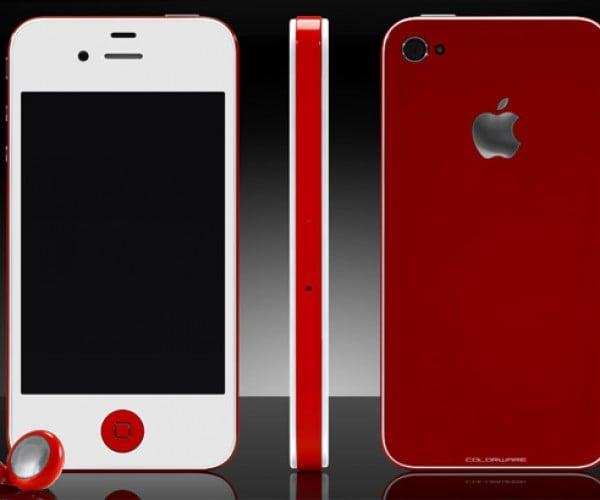 Colorware Custom Painted iPhone 4S is $1500!