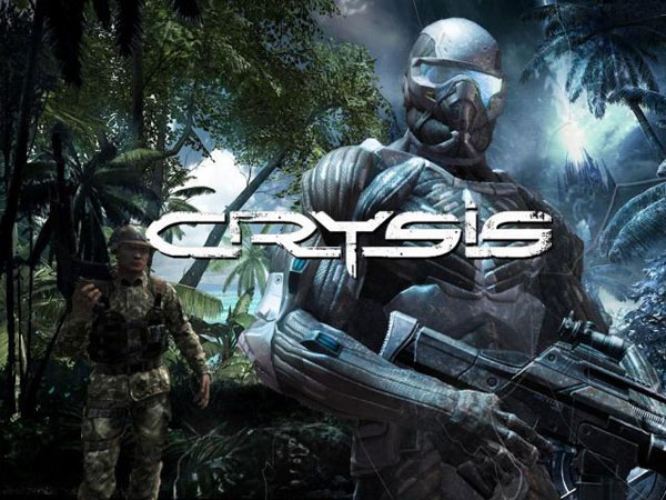 crysis console