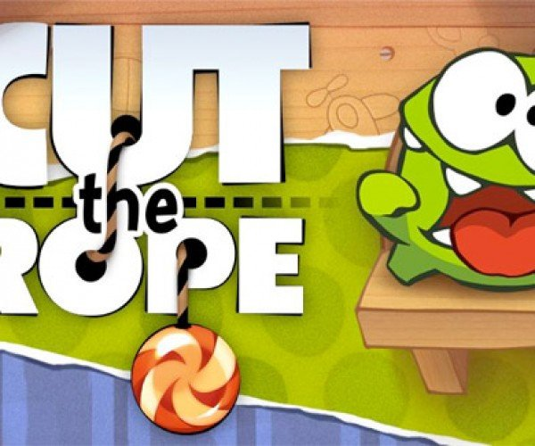 Cut the Rope Gets Android Update, Free New Levels