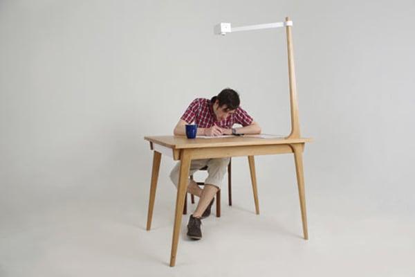delen memory table concept by david franklin