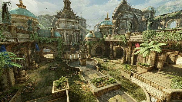 Gears of War DLC Map