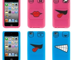 Griffin Faces Case Gives Your iPod Touch Extra FaceTime