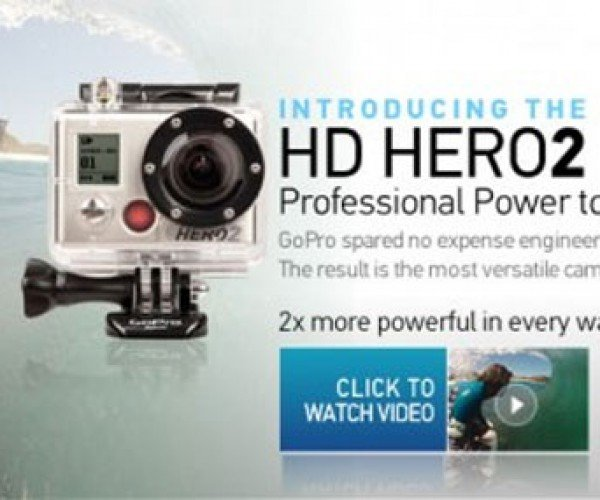 GoPro HD Hero2: More Heroic than the Hero