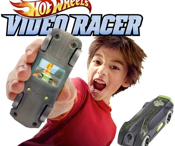 Hot Wheels Video Racer Car: GoPro Junior