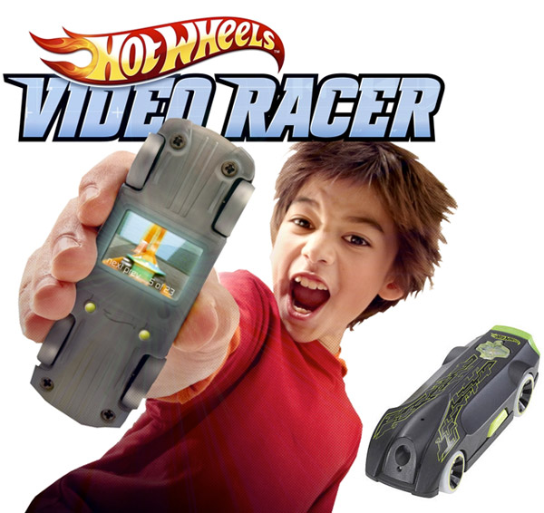 hot wheels video racer 1