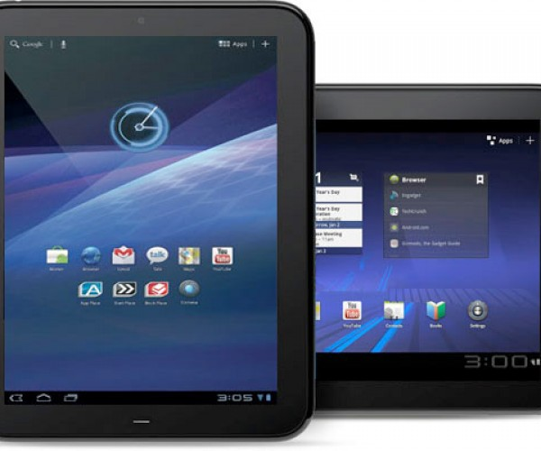 HP TouchPads Allegedly Shipped to Buyers with Android Already Installed