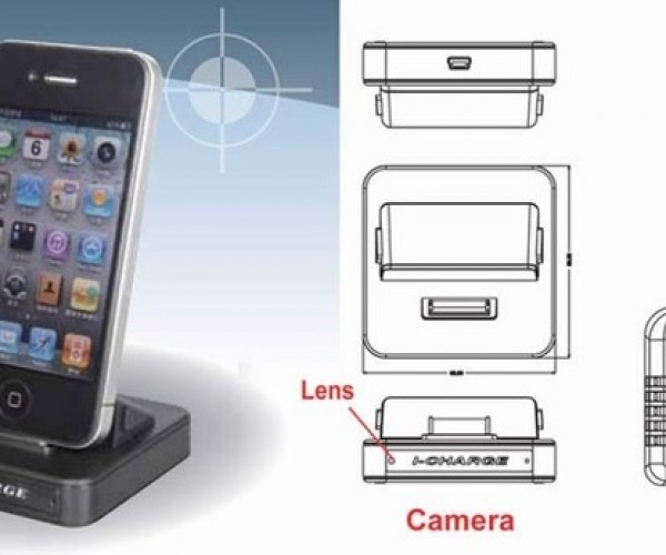 iCharge iPhone Charger Lets You See What Happens Behind Closed Doors