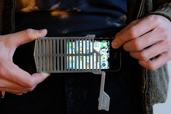 iPhone Belt Buckle Holster