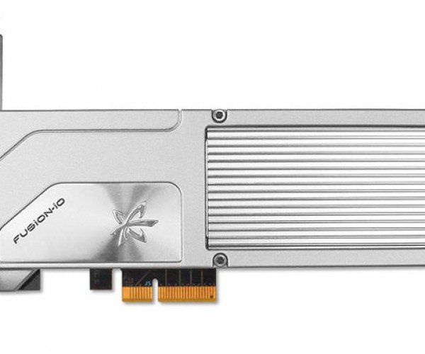 Fusion-io Unveils ioDrive2 SSD Card with Insane Data Speeds