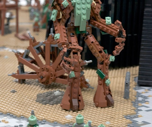 last march of the ents lego by the one lug 3
