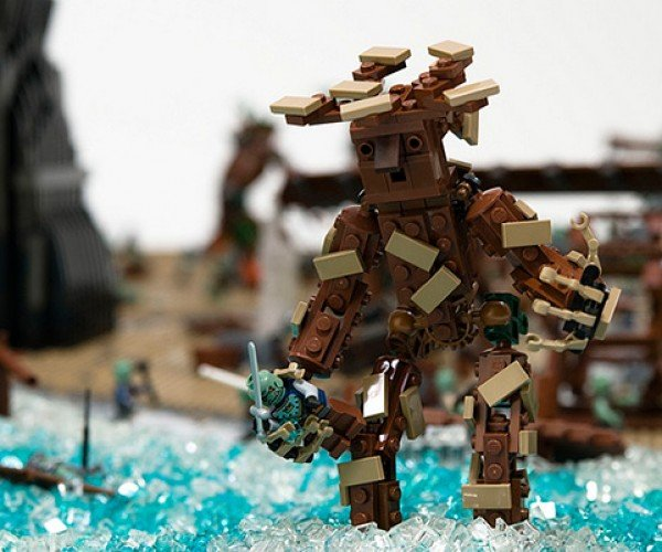 last march of the ents lego by the one lug 4