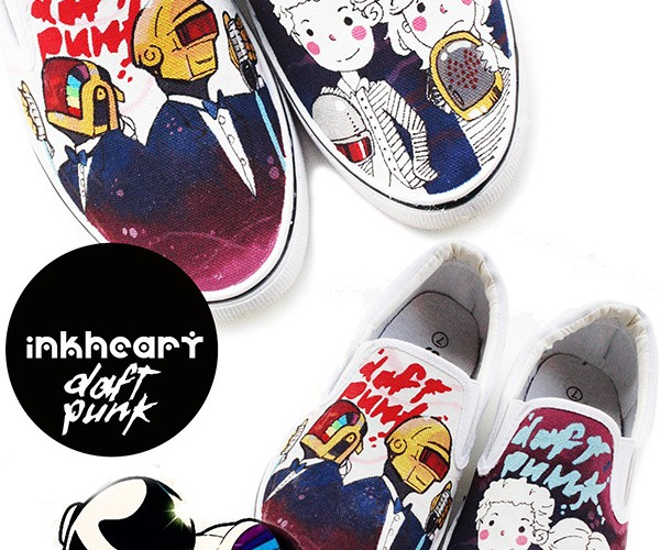 mario handpainted shoes by inkheart 7