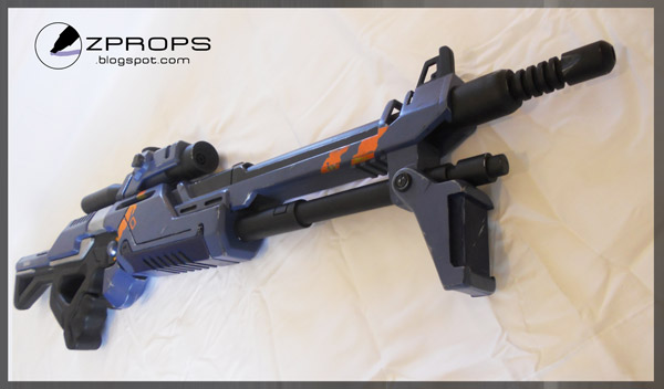 mass effect 2 m 29 incisor rifle 1