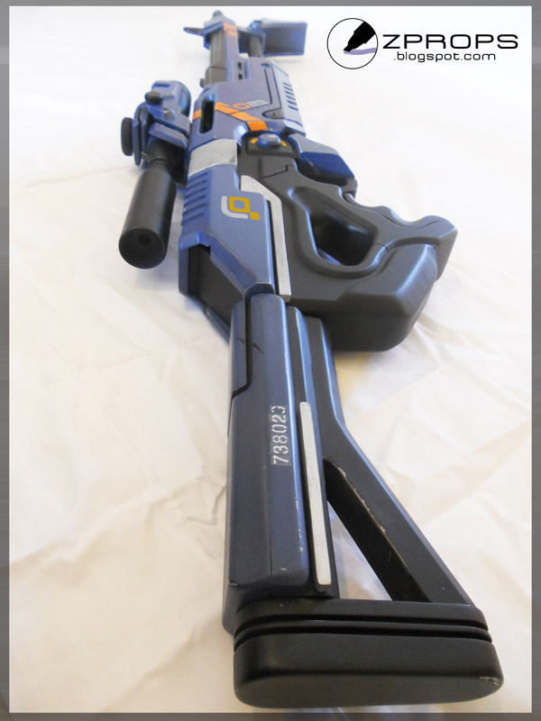 mass effect 2 m 29 incisor rifle 3