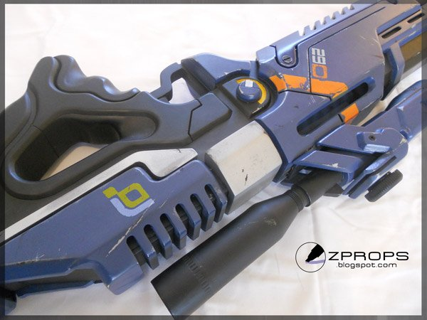 mass effect 2 m 29 incisor rifle 4