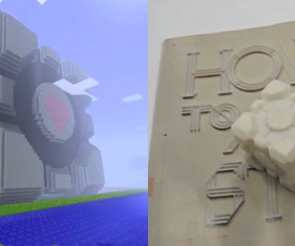 Minecraft.Print(): From Virtual 3D to Actual 3D