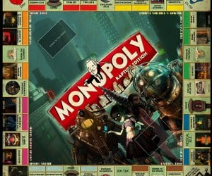 Monopoly: Rapture Edition