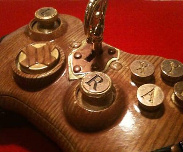 morbidstix steampunk xbox 360 controller 2