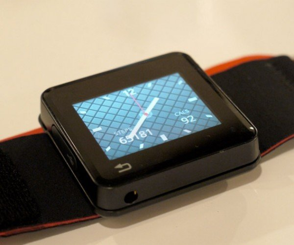 Motorola MOTOACTV Smart Watch Ready to Take on the iPod Nano