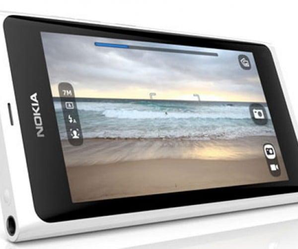Nokia Announces Shiny White N9 Smartphone