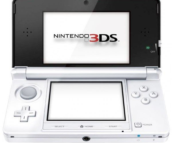 Japan Getting Nintendo 3DS in Ice White, 3DS Monster Hunter G Bundle