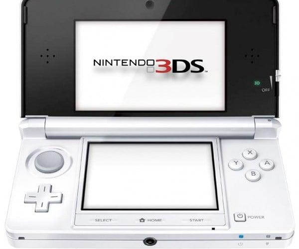 Japan Getting Nintendo 3DS in Ice White, 3DS Monster Hunter G Bundle
