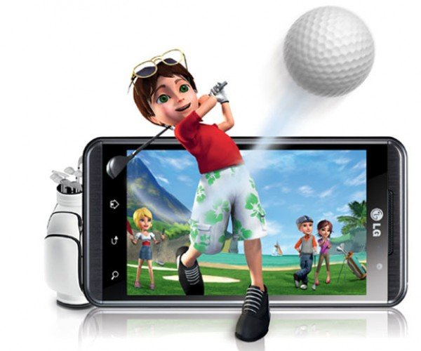 LG Optimus 3D Game Converter Now Available in Europe