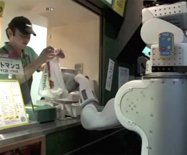 PR2 Robot Fetches Sandwiches, Hundreds of Thousands of Dollars Well Spent