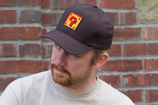 question block hat from 604republic 3